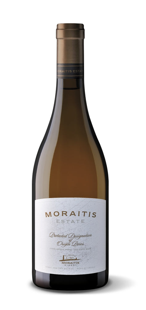 Moraitis Estate Paros White -  Greek Wine Trips
