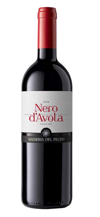 Del Feudo Nero D'Avola -  Greek Wine Trips
