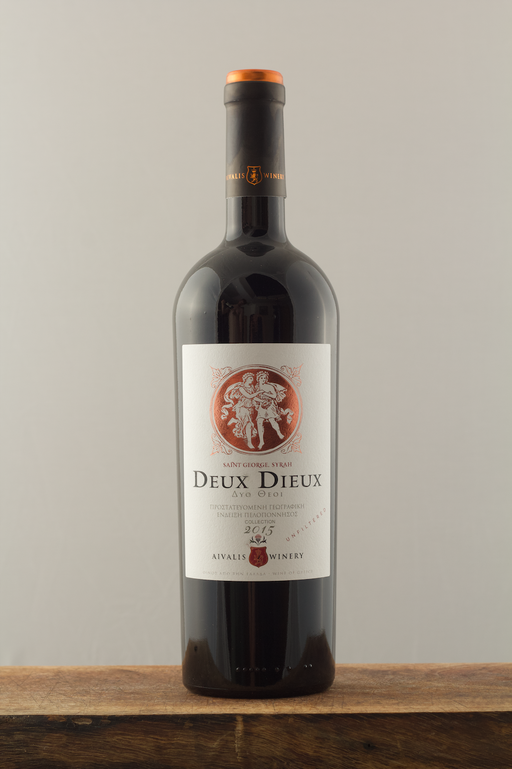 Aivalis Deux Dieux Red -  Greek Wine Trips