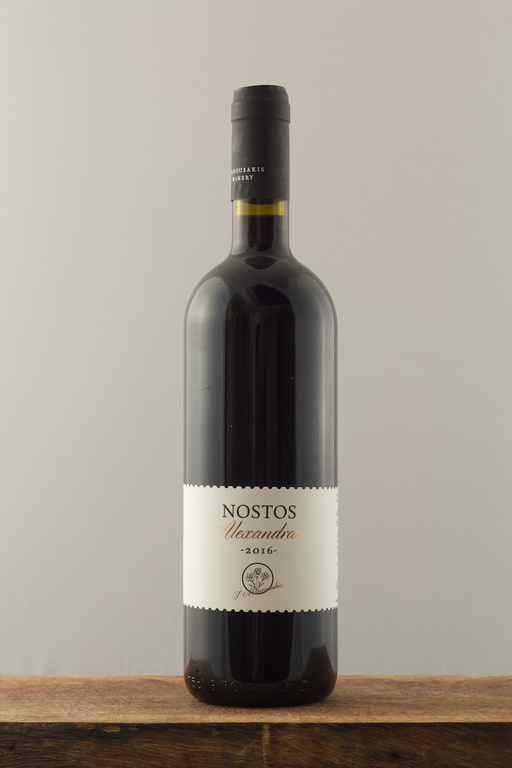 Nostos Alexandras Red -  Greek Wine Trips