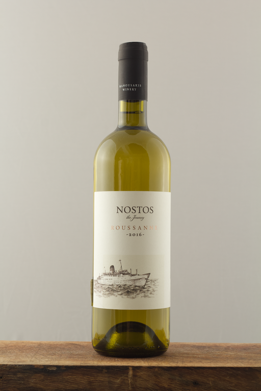 Nostos Roussanne -  Greek Wine Trips