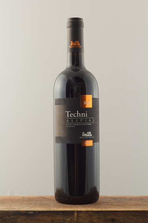 Techni Alipias Red -  Greek Wine Trips