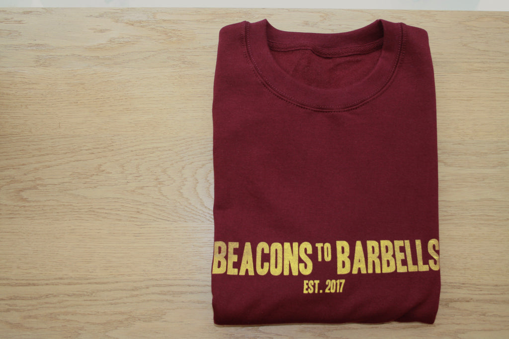 Classic Beacons to Barbells Sweater