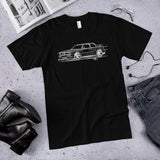 BMW M3 E30 TheSketchMonkey Original T-Shirt