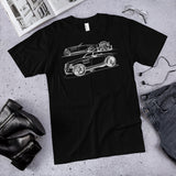 Hotrod Compliation TheSketchMonkey Original T-Shirt