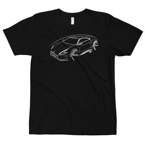 Nissan Z TheSketchMonkey Original T-Shirt