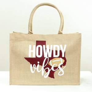 Howdy Vibes Tote