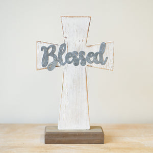 Blessed Cross Decor