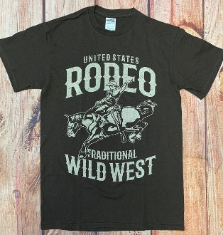 Rodeo Wild West T-Shirt