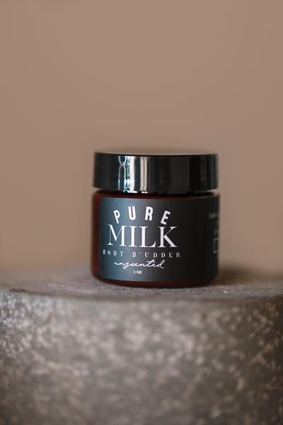 Pure Milk - 1oz Body Budder