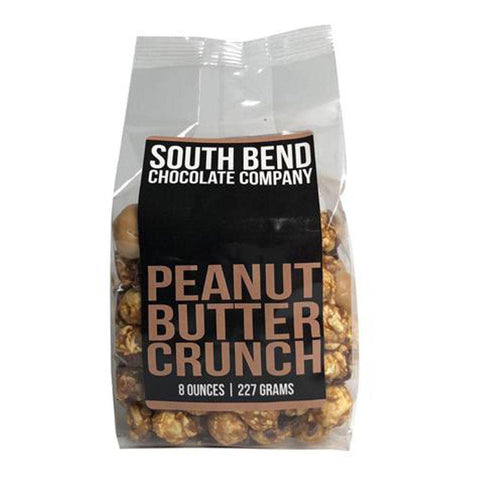South Bend Chocolate Co || Peanut Butter Crunch