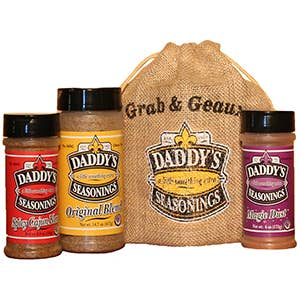 Daddy's Seasonings || Grab and Geaux