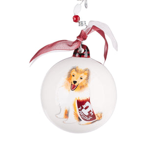 Texas A&M Mascot Ornament
