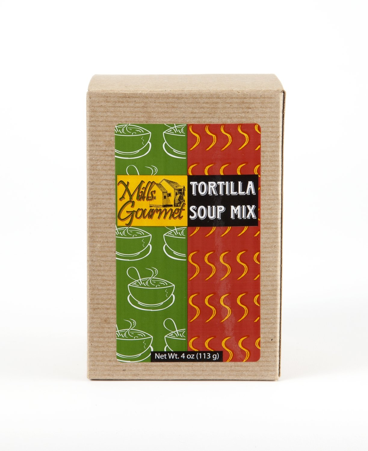 Soup Mix || Tortilla