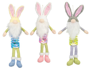 Magic Bunny Gnome Spring Body Hanger