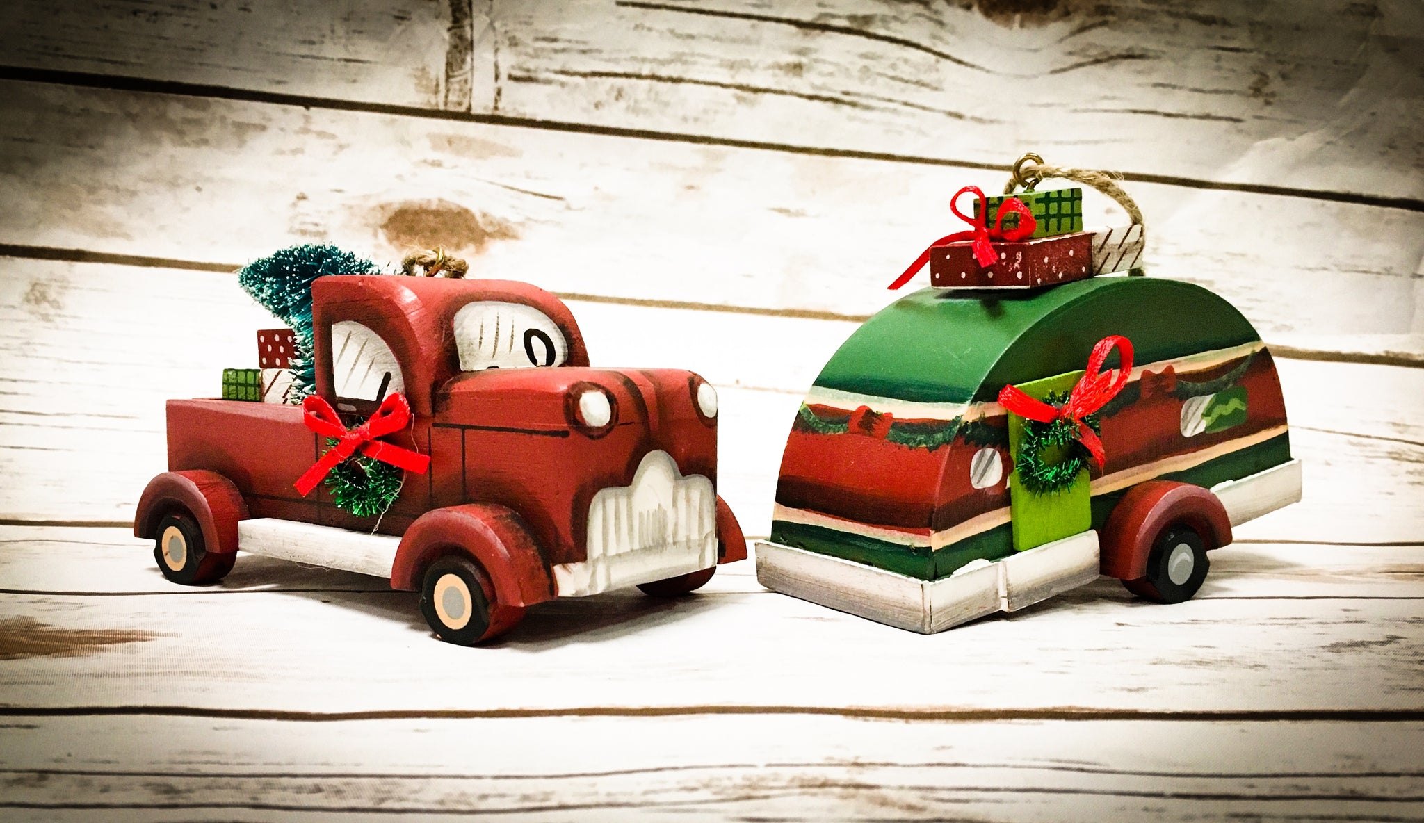 Truck/Camper Ornament