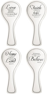 Bible Verse Spoon Rests