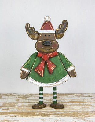 Holiday Moose Stander