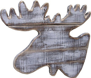 Wintery Moose Hanger
