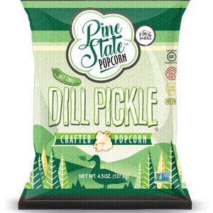 Carolina Kettle || Dill Pickle Popcorn