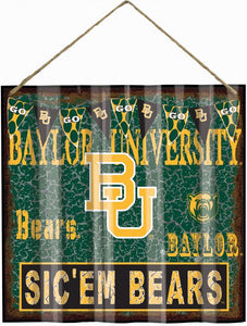 Baylor Ripple Sign