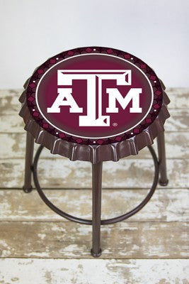 Texas A&M Stool