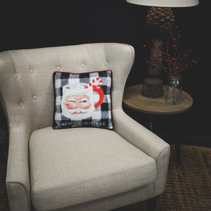 Gallery Santa Mug Pillow