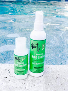 DB Hand Sanitizer Spray 2oz