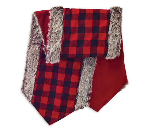"66"" Buffalo Plaid Table Runner"