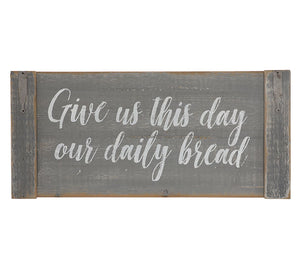 Daily Bread Wall Hanger