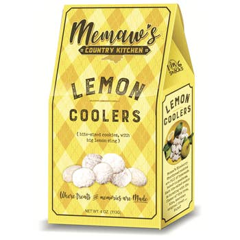 Carolina Kettle || Memaws Lemon Coolers