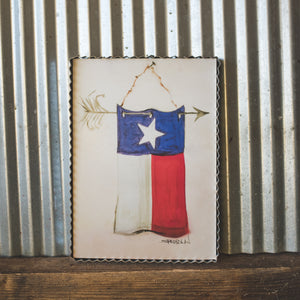 Gallery Texas Flag Sign