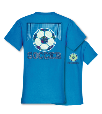 CT Pattern Soccer T-shirt