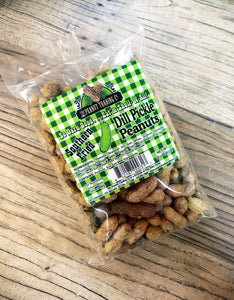 Deep Fried Peanuts || Dill Pickle