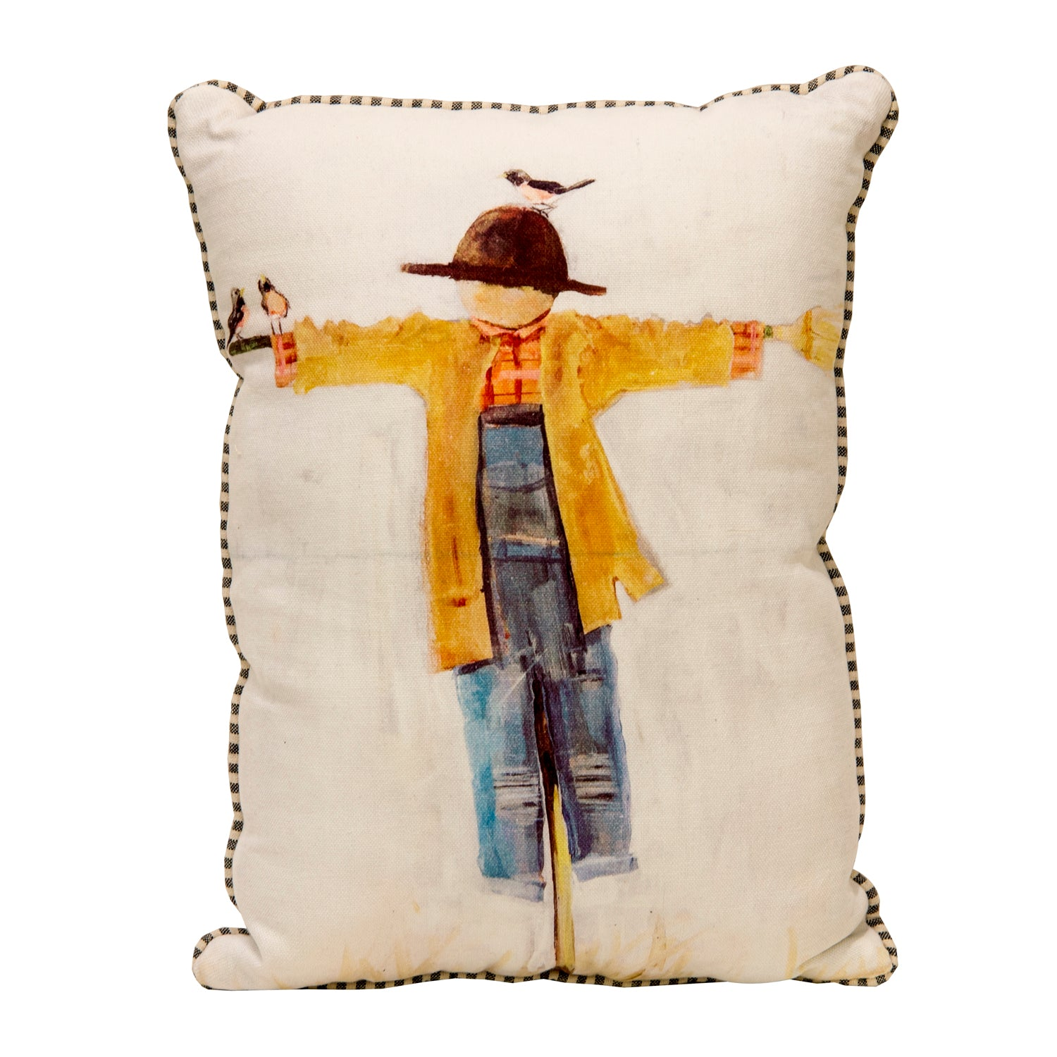 Scarecrow Pillow