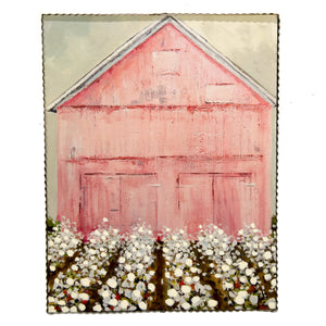 Gallery Cotton Pink Barn