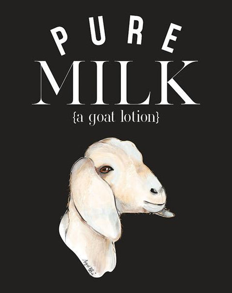 Pure Milk - 4oz Lotion