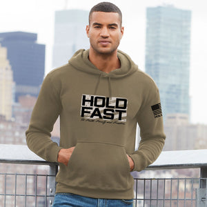 Hold Fast Logo Hooded Sweatshirt