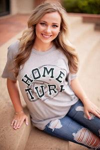 Home Turf Football Tee