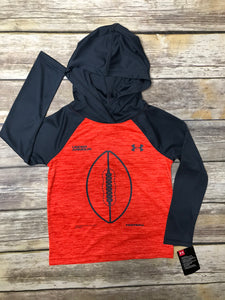 Under Armour Boys' Football Hoodie