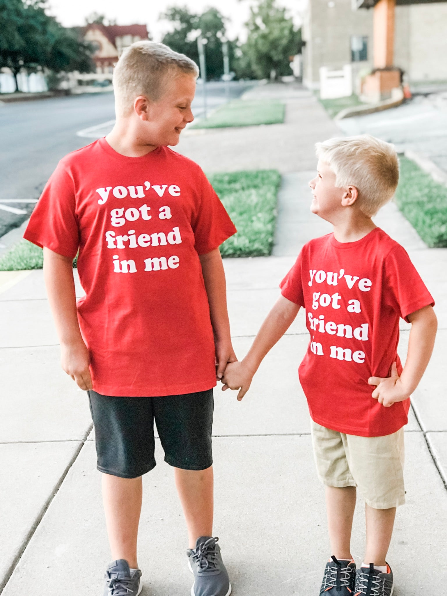 You've Got A Friend Kid's T-Shirt