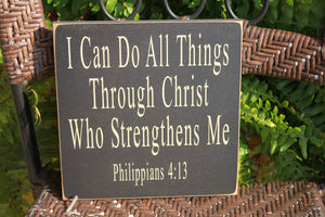8x8 I can do all things through Christ