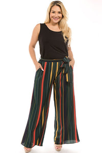 Jane Striped Pants