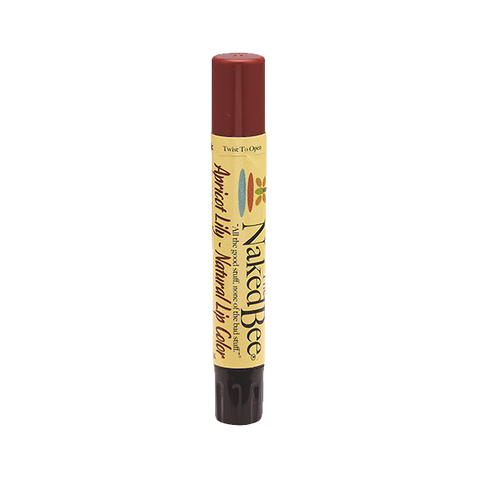 Naked Bee || Shimmering Lip Color in Apricot Lilly