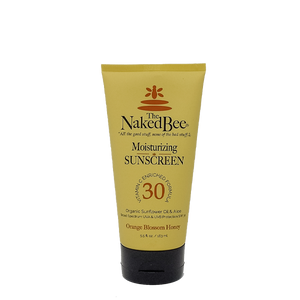 Naked Bee || Orange Blossom Honey SPF 30 Moisturizing Sunscreen