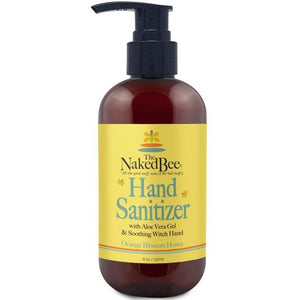 Naked Bee Hand Sanitizer Pump Bottle 8oz