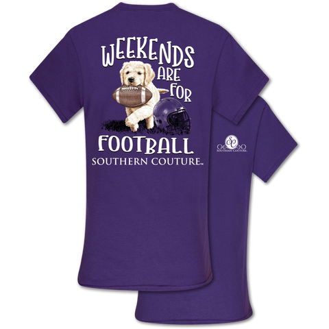 SC Weekends For Football T-Shirt