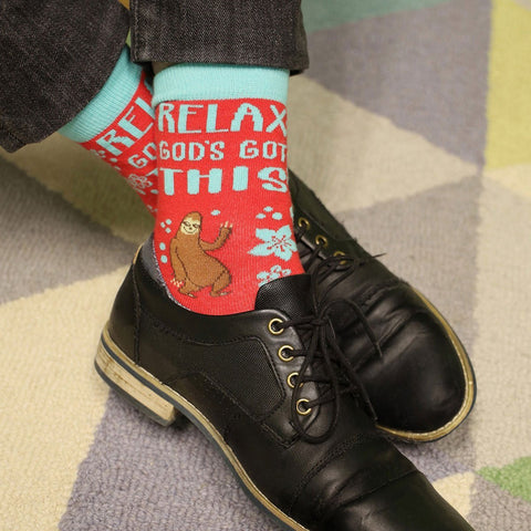 Relax Sloth Socks