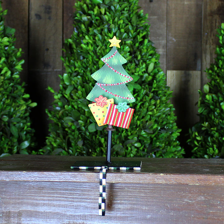 Tree w/Gifts Finial