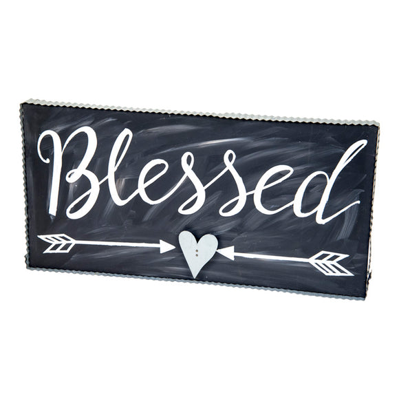 Blessed Word Sign